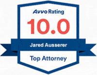AVVO Rating Jared